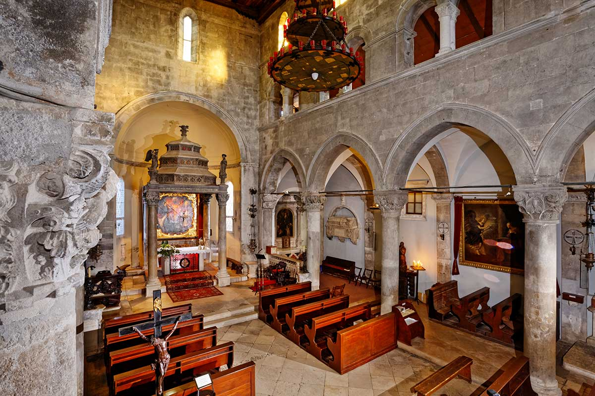 St. Mark's cathedral - Korcula